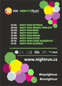 inzerce night run A5