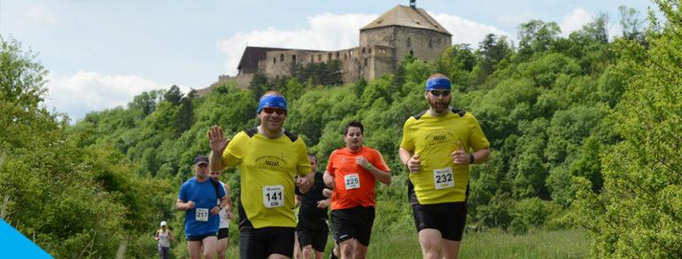 Běžecký seriál Běžíme na hrad – šance i pro celé rodiny
