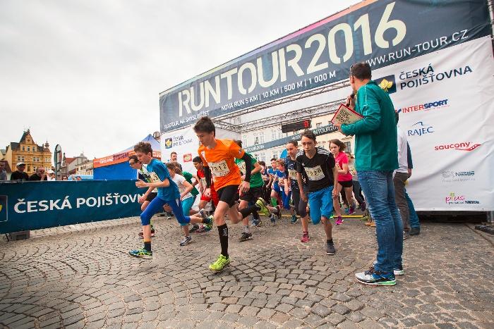 RunTour láká Báječné ženy do Českých Budějovic