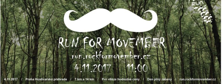 RUN FOR MOVEMBER 2017