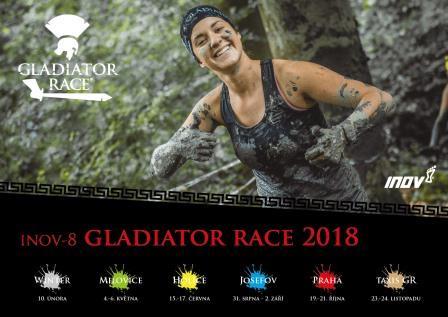 GLADIATOR RACE 2018 – V. ROČNÍK