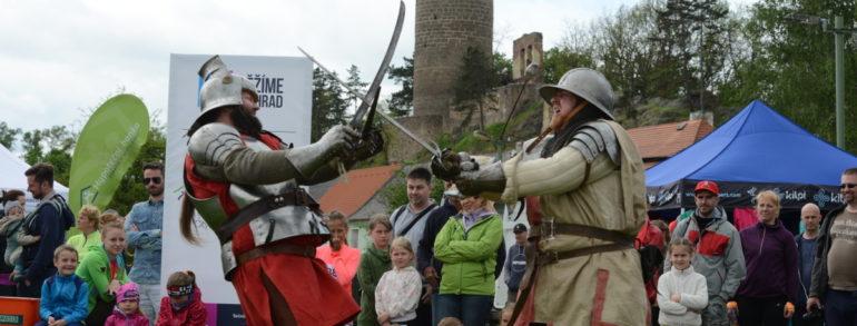 Seriál Běžíme na hrad odstartuje druhou květnovou neděli na Točníku!