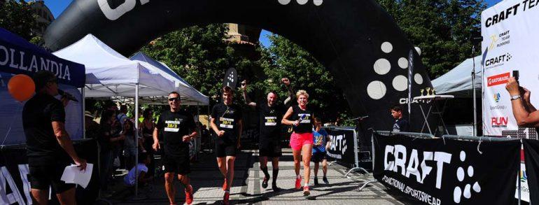 Portheimka ladí na start týmového půlmaratonu