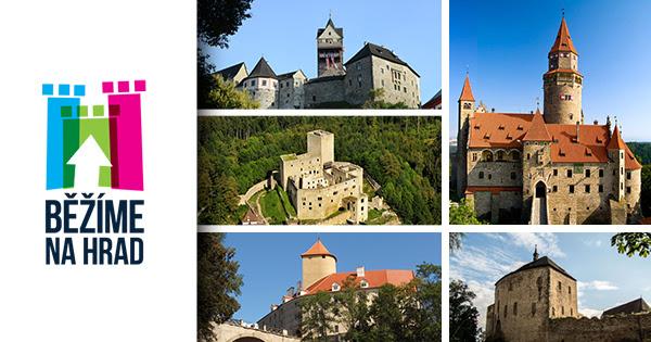 Běžíme na hrad – v odlehčené verzi